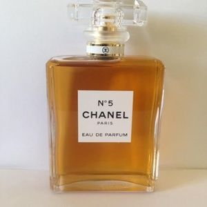 CHANEL # 5 Eau de Parfum spray.  Size 3.4 oz
